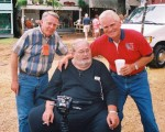 Dumpster Dog, Eddie Smith and Paul Ott in 2002